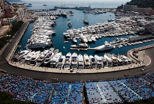 Monaco Grand Prix the top 5 VIP places to be seen Yachts
