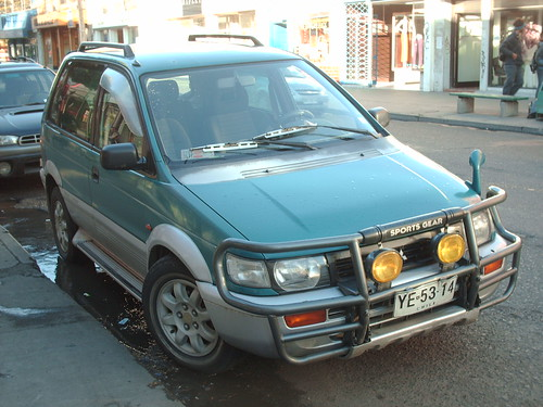 Mitsubishi RVR- Punta Arenas