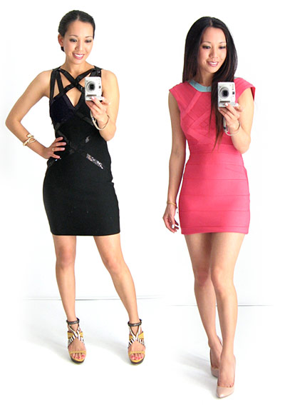 Mini Dresses from ClubCouture