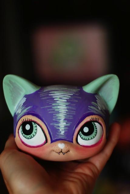 WIP Minty Meow Mix