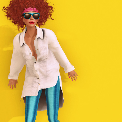 Vintage Fair - Grazia Horwitz preview: Izzie to the 80's