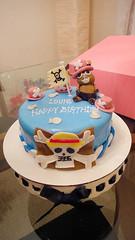 Carolicious Pirate The One Piece Theme Cake