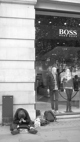 Hugo Boss by TheLostSociety