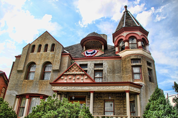 Nagle Warren Mansion Bed and Breakfast (Cheyenne, WY)