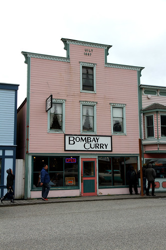 Skagway - Bombay Curry