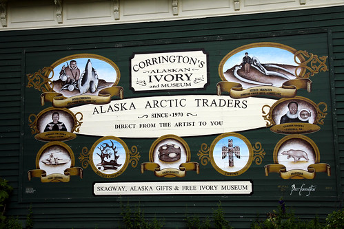 Skagway - Side of Corrington's
