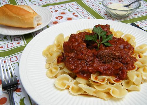 Estofado de carne II