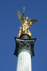 Friedensengel - CloseUp