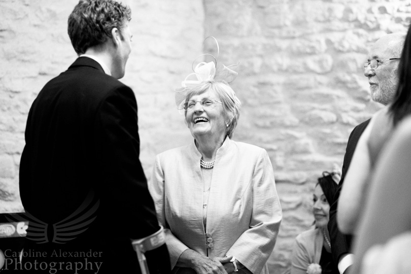 50 Kingscote Barn Wedding Photographer