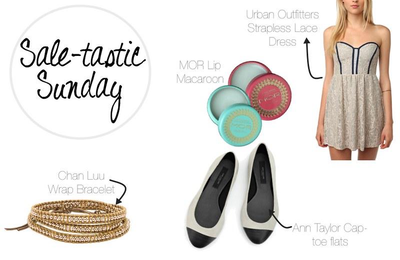 Sale-tastic Sunday 8/5