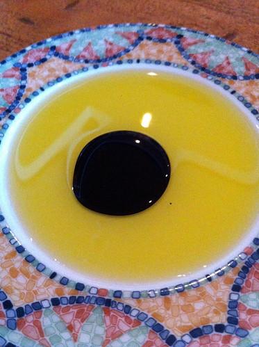Norwegian Pearl - La Cucina - Olive Oil and Balsamic Vinegar