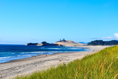 Bob Straub Park Beach - Pacific City