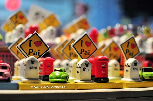 Pai, Mae Hong Son, Thailand