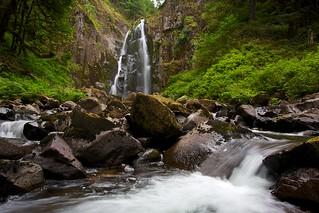 Smith Creek Falls