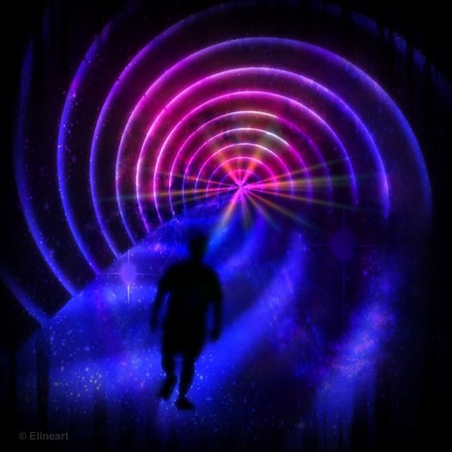 35:365 Cosmic Journey by elineart