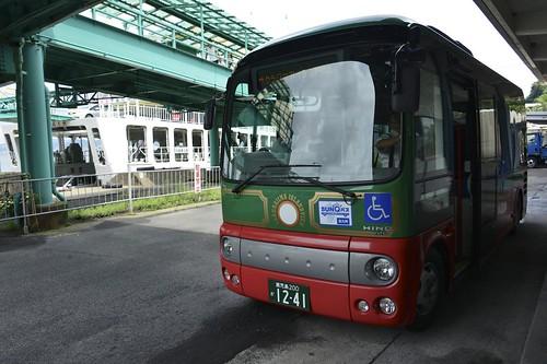 2012夏日大作戰 - 桜島 - 桜島周遊バスで桜島周遊 (1)