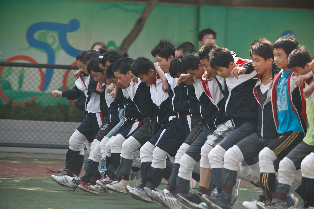 Beitang Sports Day 2011
