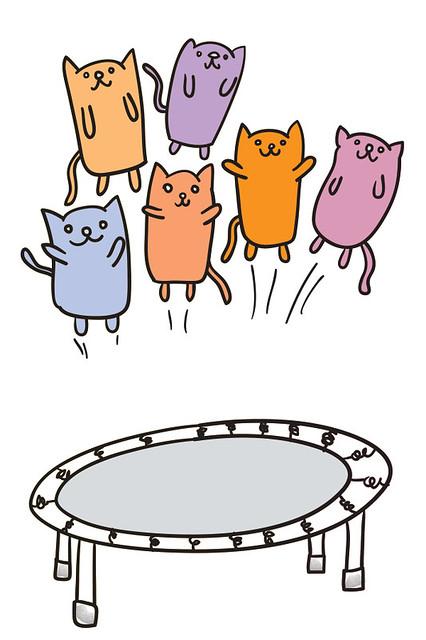 Illustration Friday - Bounce