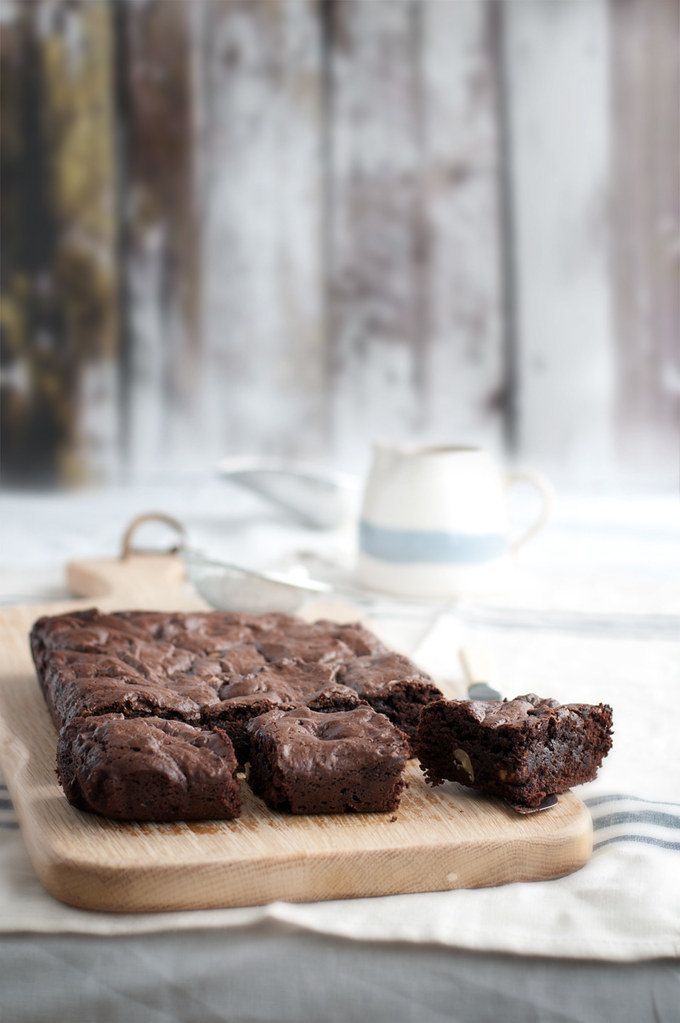 Brownies and the Snow