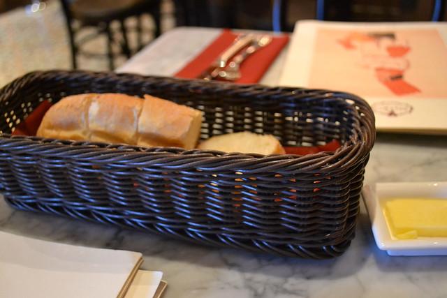 Complimentary Bread, Bistro du Vin