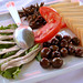 Small photo of Ansjoser, tang, oliven og ost