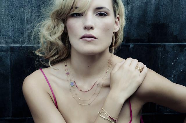 Natasha Collis, Ibiza fine jewellery
