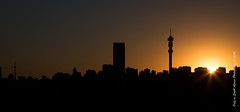 Hillbrow Cityscape