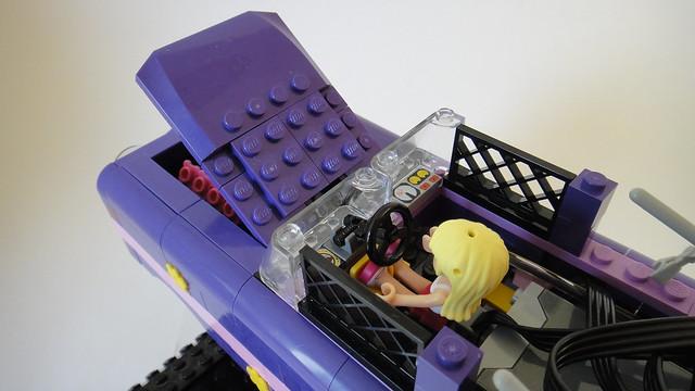 Sof Stephanie S Motorized Monster Truck Lego Town