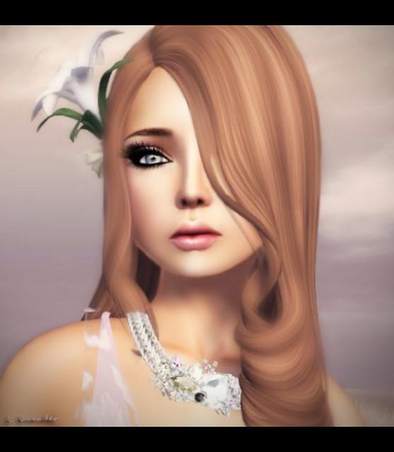 Vintage Faie 2012 -Lara Hurely - Claudia - Natual - Tan