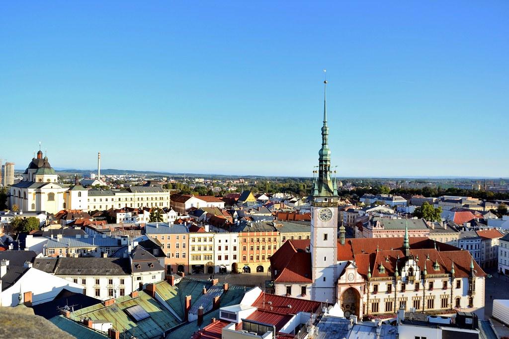 Olomouc skyline iii