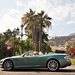 British racing green DBS Volante