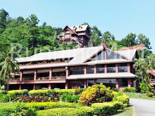 Berjaya Tioman Resort 09 - Dive Centre Facade