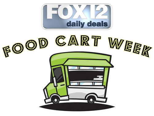 Portland Food Cart Week @ Fox 12 Daily Deals
