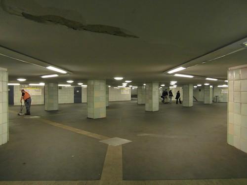 Berlin Moritzplatz station
