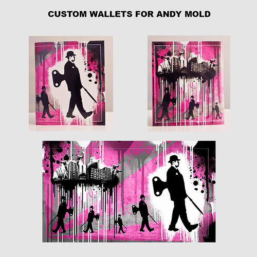 custom wallets for andy mold