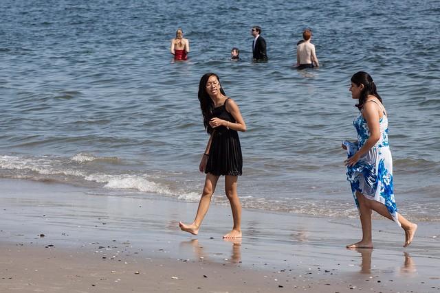 Brooklyn Beach Dress Resort