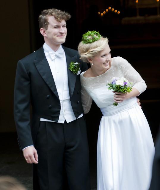 Emelie och Jacobs bröllop
