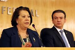 Corregedora participa do encontro nacional dos órgãos de controle em SP
