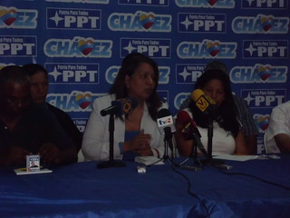 PPT respalda a Ecuador al denuncia a Gran Bretaña