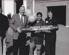 Phoenix College Time Capsule