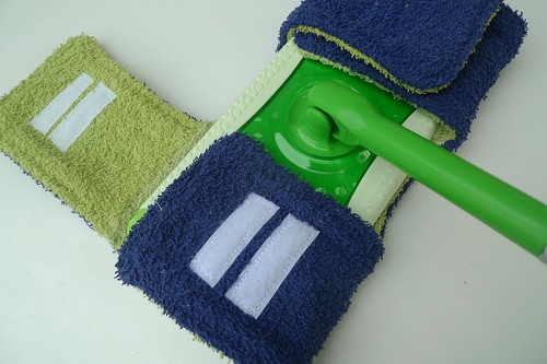 reuseable swiffer cloth