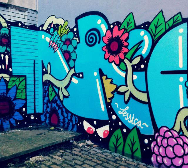 9 trf street art uk blog lifestyle