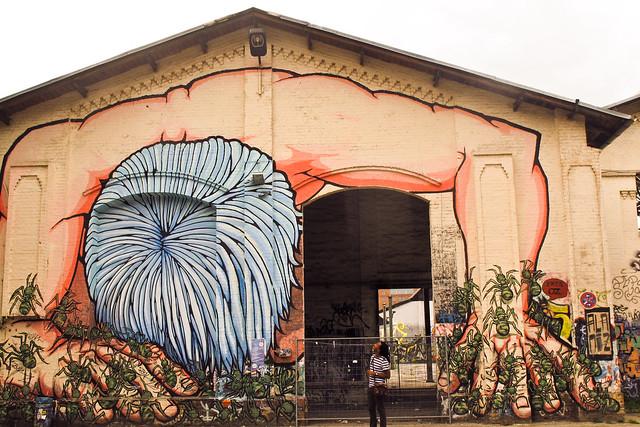 Art in Berlin - Flickr CC eddymilfort