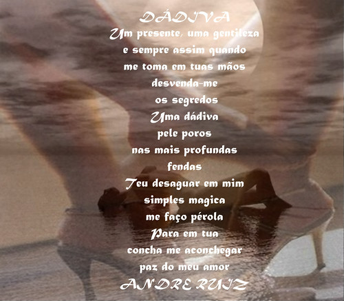 DADIVA by amigos do poeta