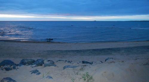 blue suomi finland kalajoki hiekkasärkät topcamping