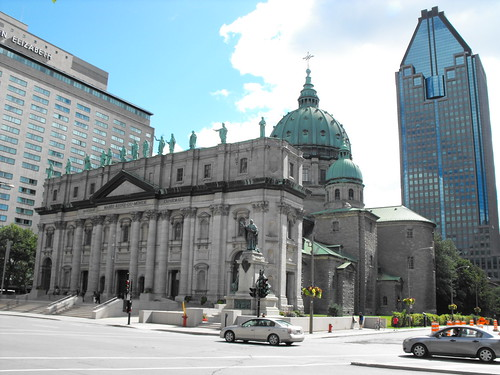 Marie-Reine Du Monde Catholic Cathedral of Montreal