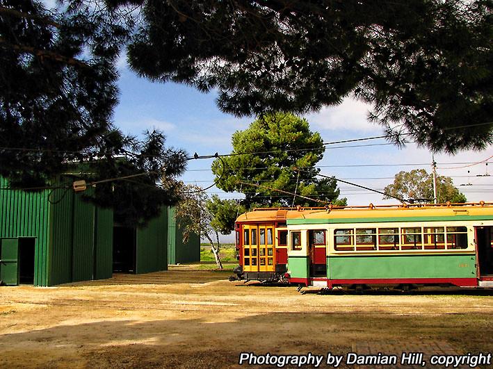 St Kilda Tram Museum by baytram366