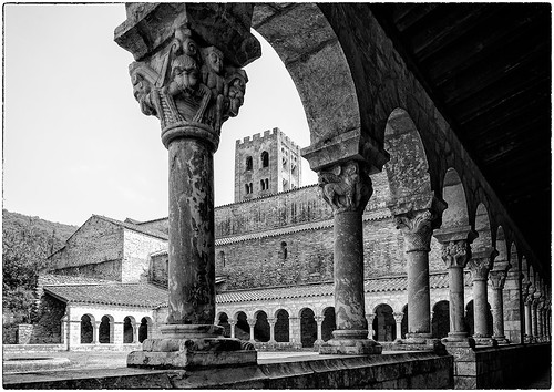Cloisters - St Michel