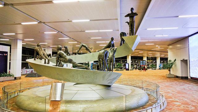 Delhi Airport T3 Terminal
