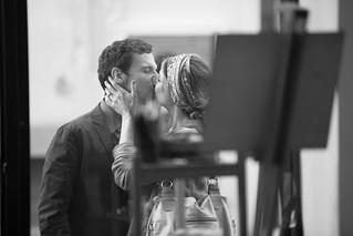 11 Le verità - Foto di scena - Francesco Montanari e Nicoletta Romanoff